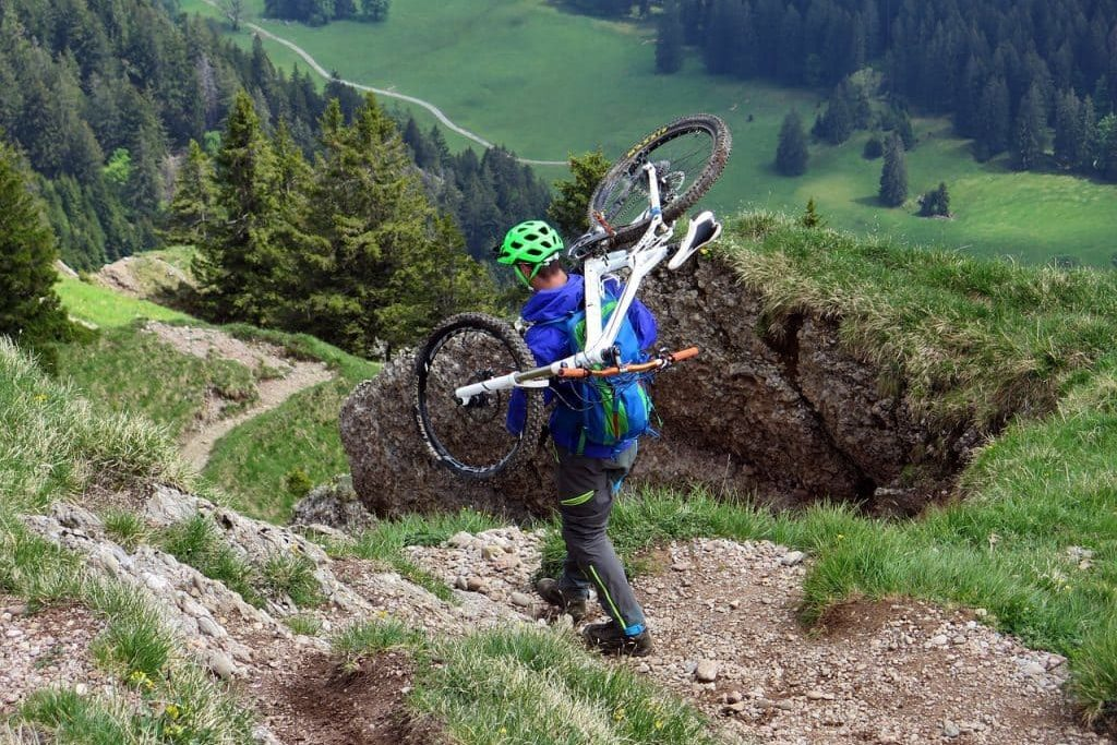 Bikeshuttle Alpencorss